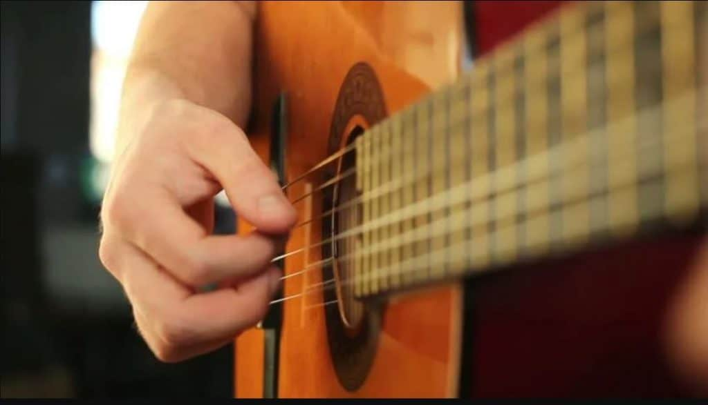 Guitar Playing Style